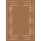 Design Center Sandstone Windswept Area Rug Rug Size: Runner 2'4