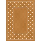 Design Center Atlantic Lucky Stars Area Rug Rug Size: Rectangle 3'10