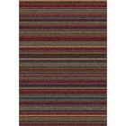 Modern Times Canyon Deep Olive Area Rug Rug Size: Rectangle 7'8