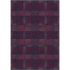Modern Times Aura Vineyard Area Rug Rug Size: Rectangle 5'4