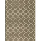 Tinsman Brown Area Rug Rug Size: Rectangle 3'10