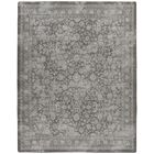Abba Burnished Silver Area Rug Rug Size: Rectangle 10'9