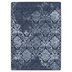 Tate Sapphire Area Rug Rug Size: Rectangle 5'4