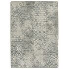 Tate Beige/Green Area Rug Rug Size: Rectangle 7'8