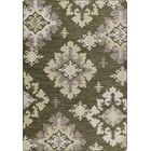 Mix and Mingle Loden Highland Star Rug Rug Size: Rectangle 5'4