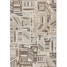 Mix and Mingle Silver Point Urban Order Rug Rug Size: Rectangle 5'4