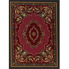Innovation Lafayette Ruby Onyx Area Rug Rug Size: Rectangle 3'10