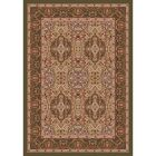 Pastiche Kashmiran Samarra Deep Olive Area Rug Rug Size: Rectangle 3'10