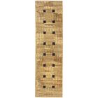 Woodard Beige/Black Indoor/Outdoor Area Rug Rug Size: Rectangle 5'3