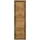 Houlton Beige/Black Indoor/Outdoor Area Rug Rug Size: Rectangle 5'3