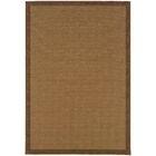 Goldenrod Beige/Brown Indoor/Outdoor Area Rug Rug Size: Rectangle 5'3