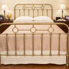 Barrington Panel Bed Size: King