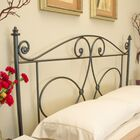 Hawthorne Open-Frame Headboard Size: King