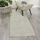 Tonette Cream Area Rug Rug Size: Square 6'7
