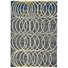 Stafford Smoke Area Rug Rug Size: Rectangle 10' x 13'2