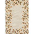 Albrightsville Ivory Area Rug Rug Size: Rectangle 2' x 4'