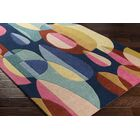 Dewald Hand-Tufted Blue/Beige Area Rug Rug Size: Novelty 6' x 9'