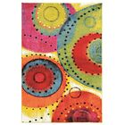 Bee Abstract Multi Area Rug Rug Size: Rectangle 5' x 7'6
