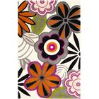 Chidi Floral Area Rug Rug Size: Rectangle 5' x 8'