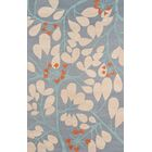 Dominick Hand-Tufted Blue Area Rug Rug Size: Rectangle 3'6