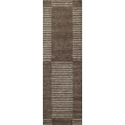 Donaghy Hand-Loomed Carbon Area Rug Rug Size: Rectangle 8' x 11'