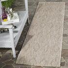 Davy Beige Indoor/Outdoor Area Rug Rug Size: Rectangle 8' x 11'