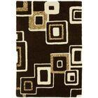 Colette Brown/Beige Area Rug Rug Size: Rectangle 8'3