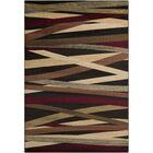 Douglasland Charcoal Area Rug Rug Size: Rectangle 10' x 13'