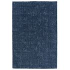 Allibert Hand-Loomed Blue Indoor/Outdoor Area Rug Rug Size: Rectangle 5' x 7'6