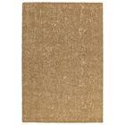Allibert Hand-Loomed Sand Indoor/Outdoor Area Rug Rug Size: Rectangle 9' x 12'