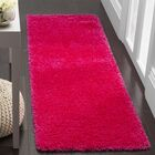 Collete Pink Area Rug Rug Size: Rectangle 8'6