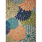 Nathalie Cream Indoor/Outdoor Area Rug Rug Size: Rectangle 7'10