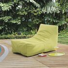 Cheshire King Chaise Lounge Color: Green