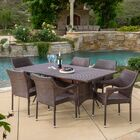 Jamaican 7 Piece Dining Set