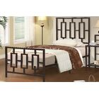 Decorative Platform Bed Size: Queen