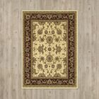 Dyana Gold Area Rug Rug Size: Rectangle 9' x 12'