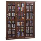 Jones Standing Multimedia Cabinet Color: Walnut
