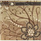 Hayden Hand-Woven Area Rug Rug Size: Square 8'