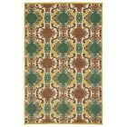 Lewis Hand-Woven Indoor/Outdoor Area Rug Rug Size: Rectangle 5' x 7'6