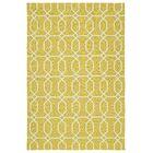 Stepanie Yellow Indoor/Outdoor Area Rug Rug Size: Rectangle 9' x 12'
