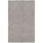 Toronto Hand-Tufted Gray Area Rug Rug Size: Rectangle 8' x 11'