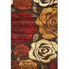 Winters Rose Area Rug Rug Size: Rectangle 5'3