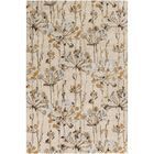 Walshville Hand-Tufted Floral and Paisley Beige/Brown Area Rug Rug Size: Rectangle 3'3