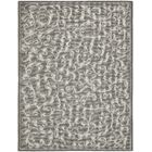 Gulf Anthracite Light Grey Indoor/Outdoor Area Rug Rug Size: Rectangle 8' x 11'2