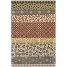 Mccullough Ivory Area Rug Rug Size: Rectangle 4' x 6'