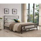 Juliette Platform Bed Size: Queen