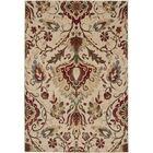 Acres Camel/Sienna Rug Rug Size: Rectangle 5'3