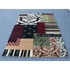 Alanson Green/Beige Indoor/Outdoor Area Rug Rug Size: Rectangle 8' x 10'
