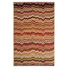 Tanner Red / Multi Rug Rug Size: Rectangle 4' x 6'