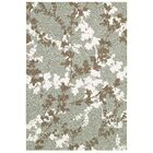 Mccall Willow Branch Hand-Woven Sage Indoor/Outdoor Area Rug Rug Size: Rectangle 5'6